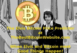 Elvis Bitcoin Price Predictor BitcoinElvissearchcorrelationimagecopyright2015BestBitcoinWebsitedotcom